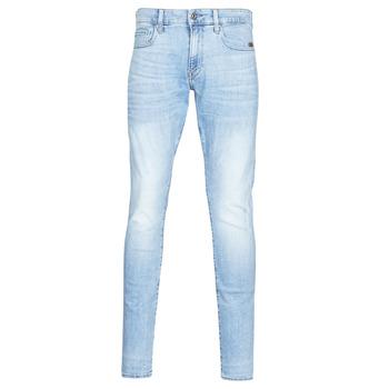衣服 男士 牛仔铅笔裤 G-Star Raw REVEND SKINNY 蓝色