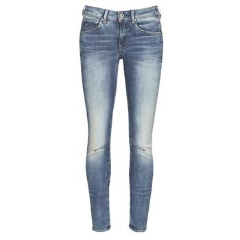 衣服 女士 牛仔铅笔裤 G-Star Raw ARC 3D MID SKINNY WMN 蓝色