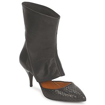 鞋子 女士 短靴 Stéphane Kelian IVAN 黑色
