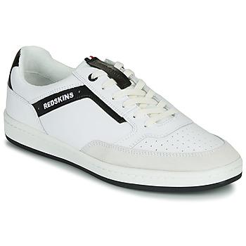 鞋子 男士 球鞋基本款 Redskins YELLE 白色 / 黑色