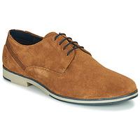 鞋子 男士 德比 Redskins TEHOU 棕色