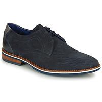 鞋子 男士 德比 André GRILLE 海蓝色