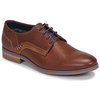 鞋子 男士 德比 André JACOB 棕色