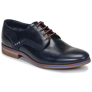 鞋子 男士 德比 André JACOB 蓝色