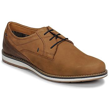 鞋子 男士 德比 André LINOS 棕色
