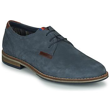 鞋子 男士 德比 André TITO 蓝色