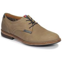 鞋子 男士 德比 André TITO 灰褐色