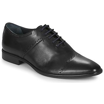 鞋子 男士 系带短筒靴 André CUTTY 黑色