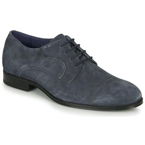 鞋子 男士 德比 André MARVINO 蓝色