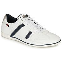鞋子 男士 球鞋基本款 André UPGRADE 白色
