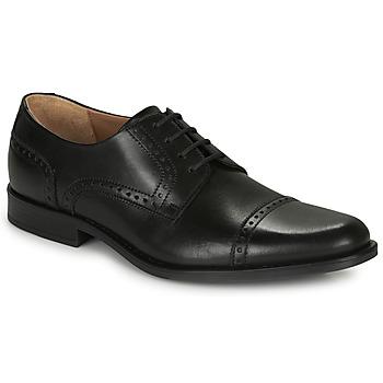 鞋子 男士 德比 André LORDMAN 黑色