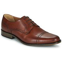 鞋子 男士 德比 André LORDMAN 棕色