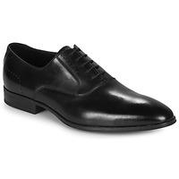 鞋子 男士 系带短筒靴 André RIPLATON 黑色