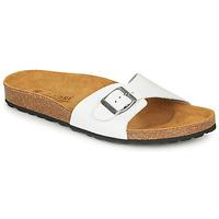 鞋子 男士 凉鞋 André NUSPRINT 白色