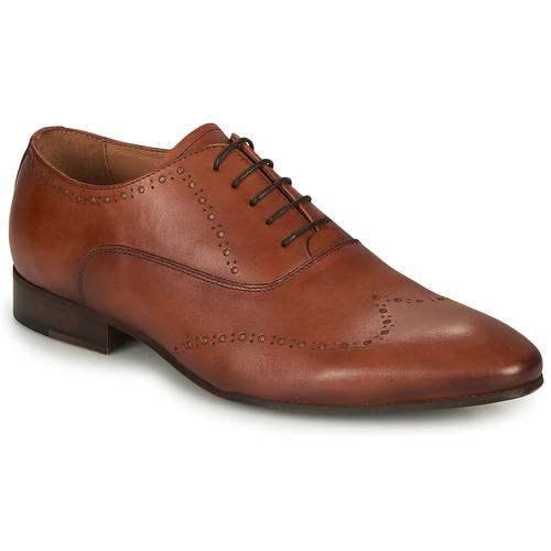 鞋子 男士 系带短筒靴 André DOWNTOWN 棕色