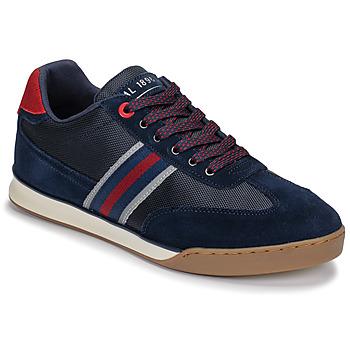 鞋子 男士 球鞋基本款 André SPEEDOU 海蓝色