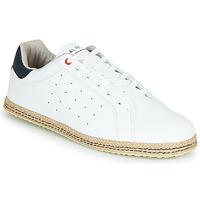 鞋子 男士 帆布便鞋 André STANISH 白色