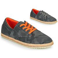 鞋子 男士 帆布便鞋 André LIANE 灰色