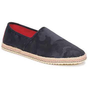 鞋子 男士 帆布便鞋 André TROPICAL 海蓝色