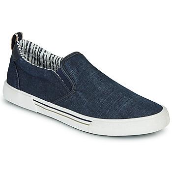 鞋子 男士 平底鞋 André SLEEPY 藍色