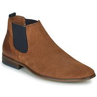 鞋子 男士 德比 André WALOU 棕色