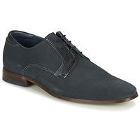 鞋子 男士 德比 André WARREN 海蓝色