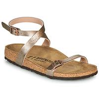 鞋子 女士 凉鞋 Birkenstock 勃肯 DALOA 古銅色