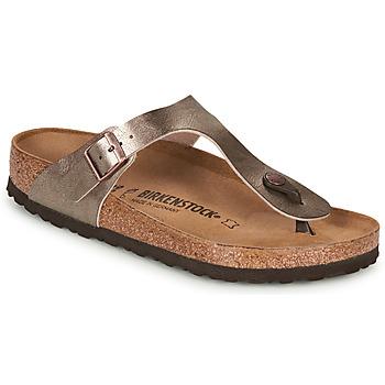 鞋子 女士 人字拖 Birkenstock 勃肯 GIZEH 古銅色