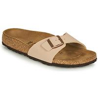鞋子 女士 休闲凉拖/沙滩鞋 Birkenstock 勃肯 MADRID 米色