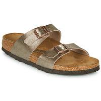 鞋子 女士 休闲凉拖/沙滩鞋 Birkenstock 勃肯 SYDNEY 古銅色