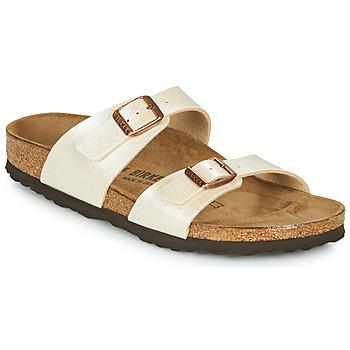 鞋子 女士 休闲凉拖/沙滩鞋 Birkenstock 勃肯 SYDNEY 裸色