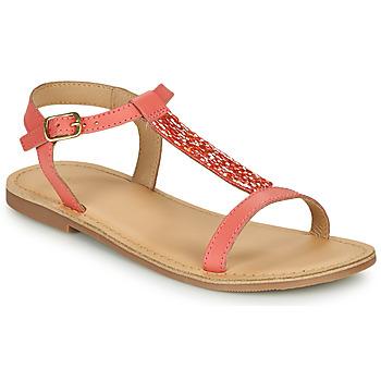 鞋子 女孩 凉鞋 André ASTRID 玫瑰色