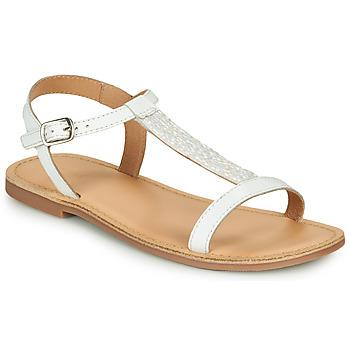 鞋子 女孩 凉鞋 André ASTRID 白色