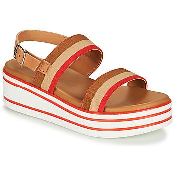 鞋子 女孩 凉鞋 André MAIWENN 棕色