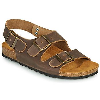 鞋子 男孩 凉鞋 André ILAN 棕色