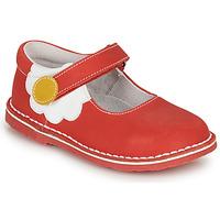 鞋子 女孩 平底鞋 André PAQUERETTE 红色