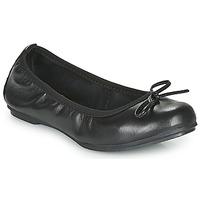 鞋子 女孩 平底鞋 André AVA 黑色