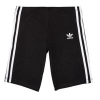 衣服 儿童 短裤&百慕大短裤 Adidas Originals 阿迪达斯三叶草 EDDY 黑色