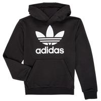 衣服 儿童 卫衣 Adidas Originals 阿迪达斯三叶草 ZACK 黑色