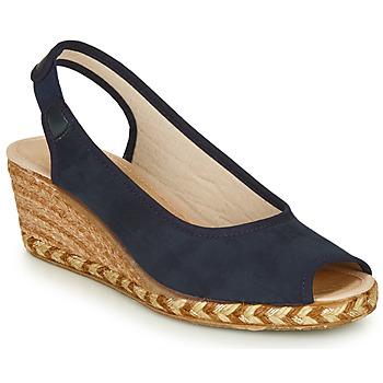 鞋子 女士 帆布便鞋 Damart LORELO 海蓝色