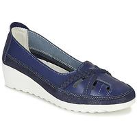 鞋子 女士 平底鞋 Damart MILANI 海蓝色