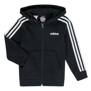 衣服 男孩 卫衣 adidas Performance 阿迪达斯运动训练 NOTRIZ 黑色