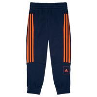 衣服 男孩 厚裤子 adidas Performance 阿迪达斯运动训练 PERIOLRI 海蓝色