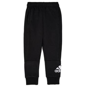 衣服 男孩 厚褲子 adidas Performance 阿迪達斯運動訓練 MARTA 黑色