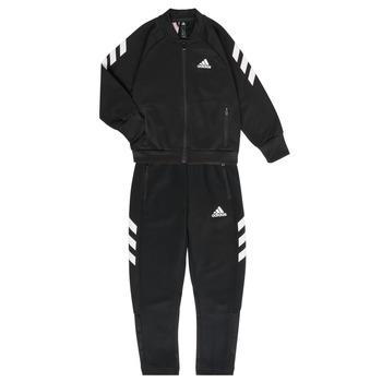 衣服 男孩 厚套装 adidas Performance 阿迪达斯运动训练 MARKEL 黑色