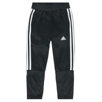 衣服 男孩 厚裤子 adidas Performance 阿迪达斯运动训练 DANIELA 黑色