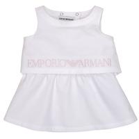 衣服 女孩 短裙 Emporio Armani Alberic 白色