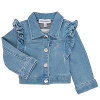 衣服 女孩 外套/薄款西服 Emporio Armani Aldric 蓝色