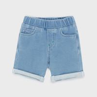 衣服 男孩 短裤&百慕大短裤 Emporio Armani Aurélien 蓝色