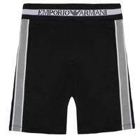 衣服 男孩 短裤&百慕大短裤 Emporio Armani Aubert 黑色